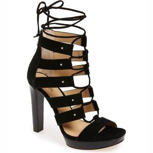 Michael Kors Gladiator Platforms